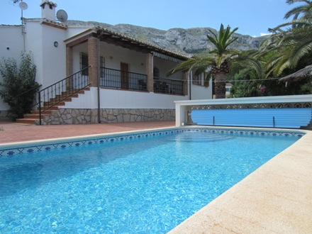 CASA CUCA in Denia an der Costa Blanca in Spanien